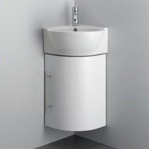 Il lavabo ad angolo sanitari e accessori d 39 arredo for Accessori sanitari bagno